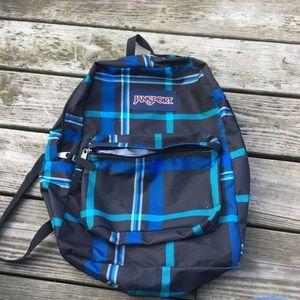Jansport backpack kids size